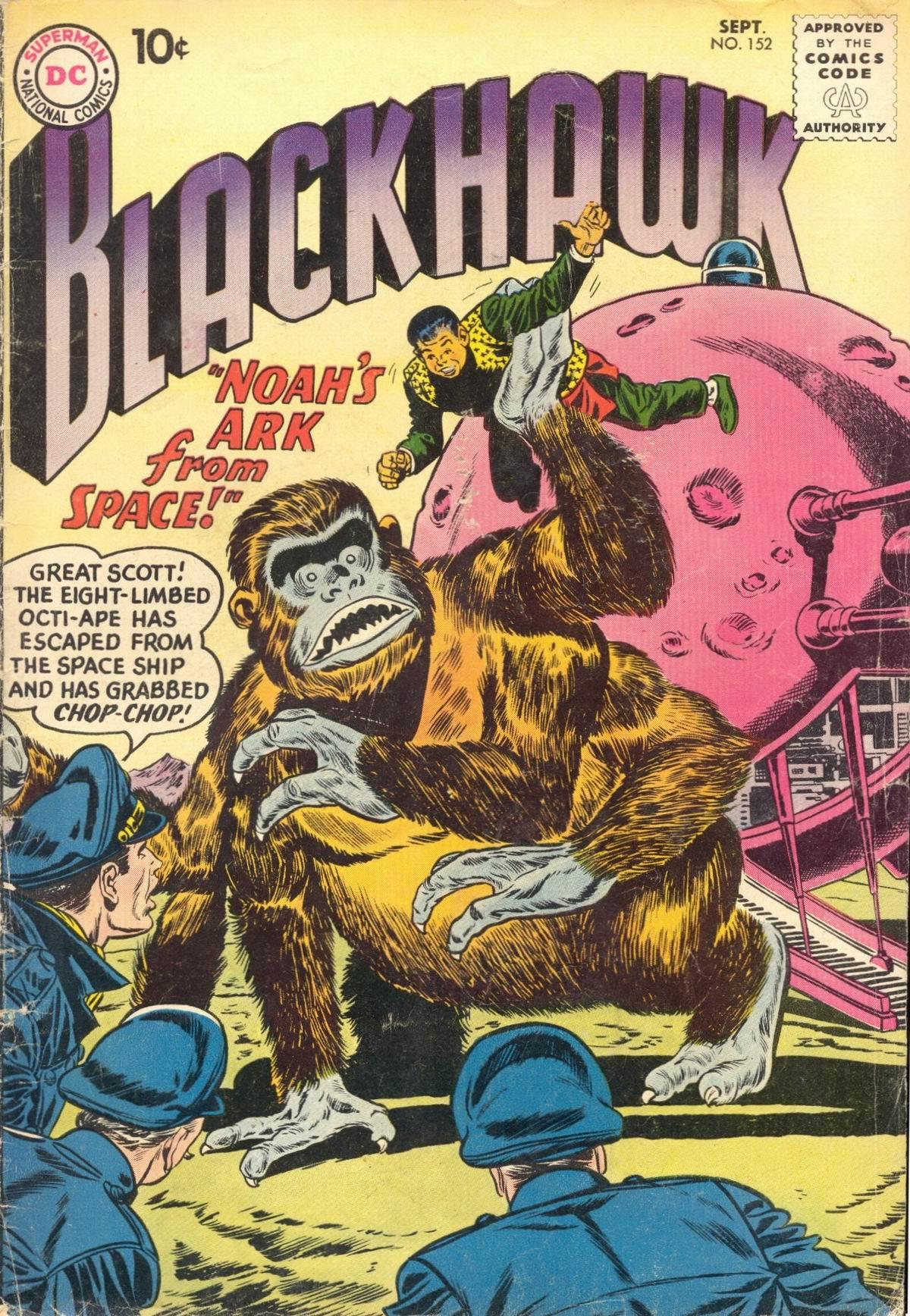 Blackhawk (1957) 152 Page 1