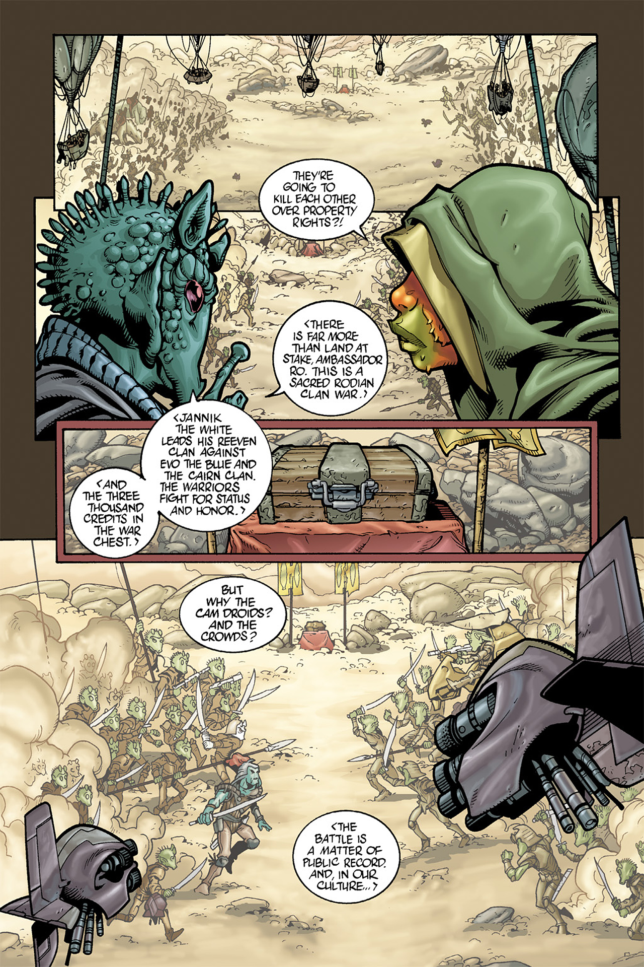 Read online Star Wars Omnibus comic -  Issue # Vol. 10 - 368