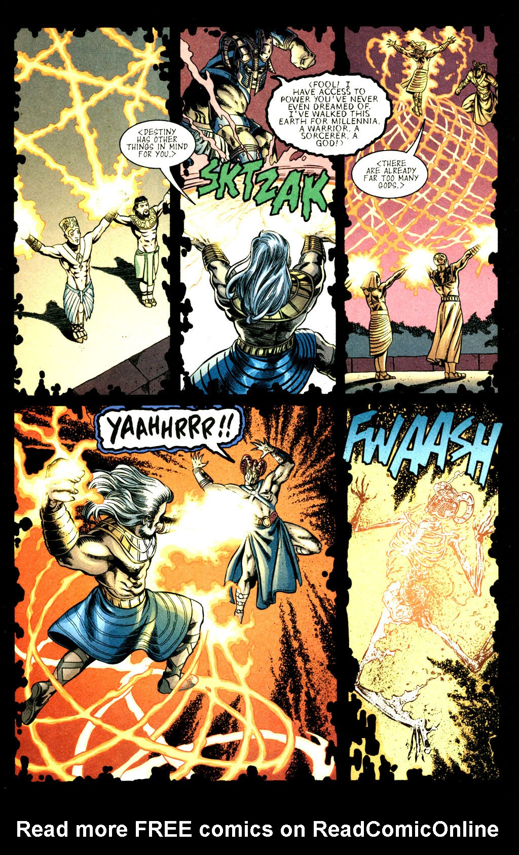 Read online Doctor Fate (2003) comic -  Issue #3 - 6