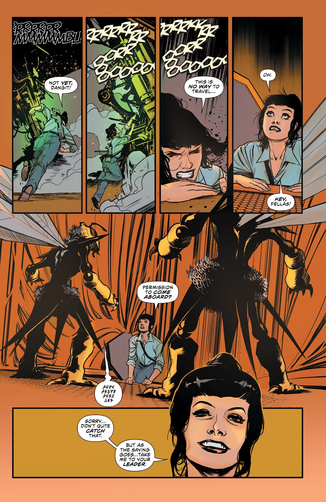 Read online Bettie Page: Unbound comic -  Issue #10 - 20