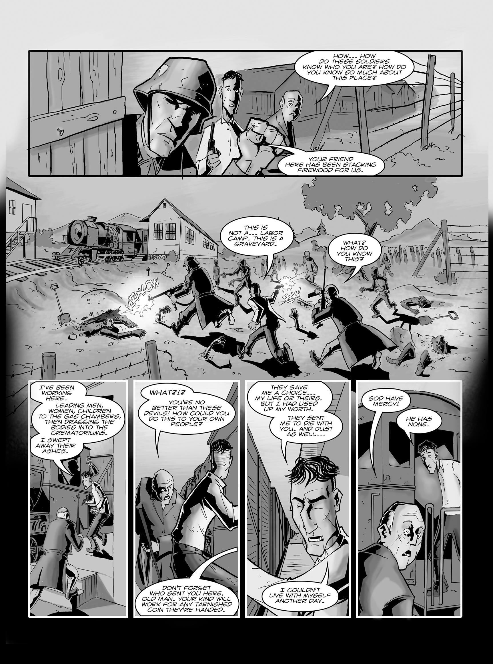 Read online FUBAR comic -  Issue #1 - 18