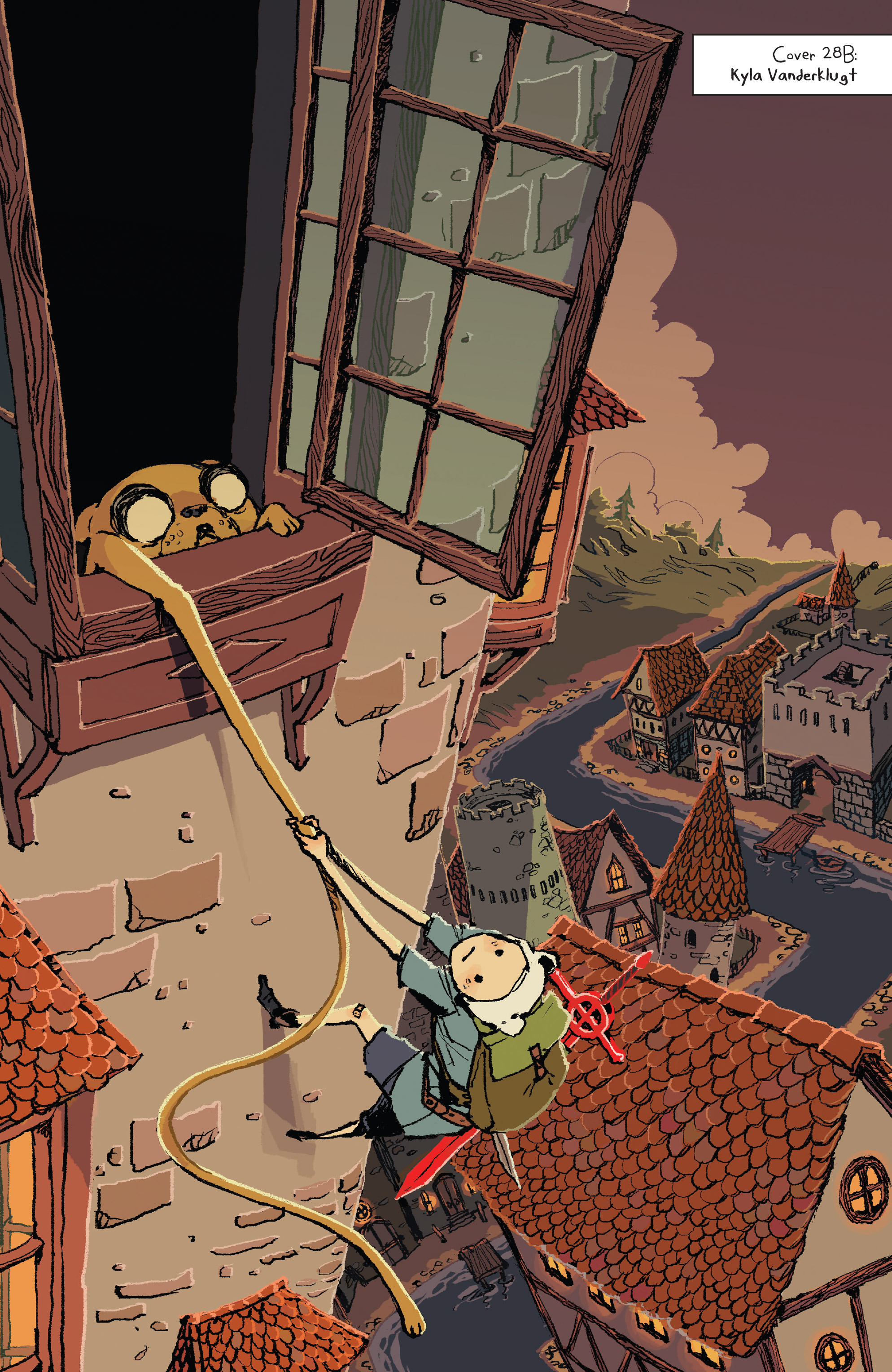 Read online Adventure Time comic -  Issue #Adventure Time _TPB 6 - 119