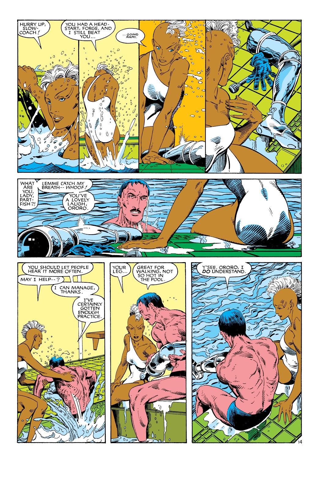 Uncanny X-Men (1963) issue 186 - Page 15