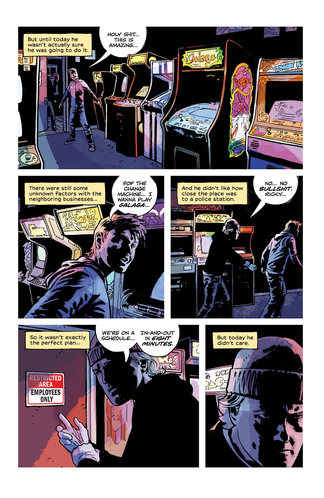 Read online Criminal (2019) comic -  Issue #9 - 6