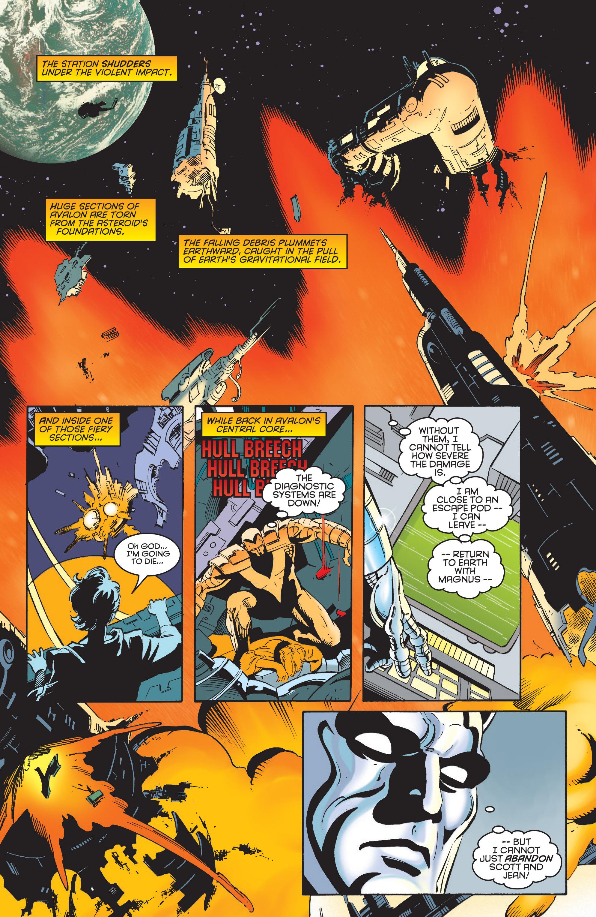 X-Men (1991) 43 Page 9