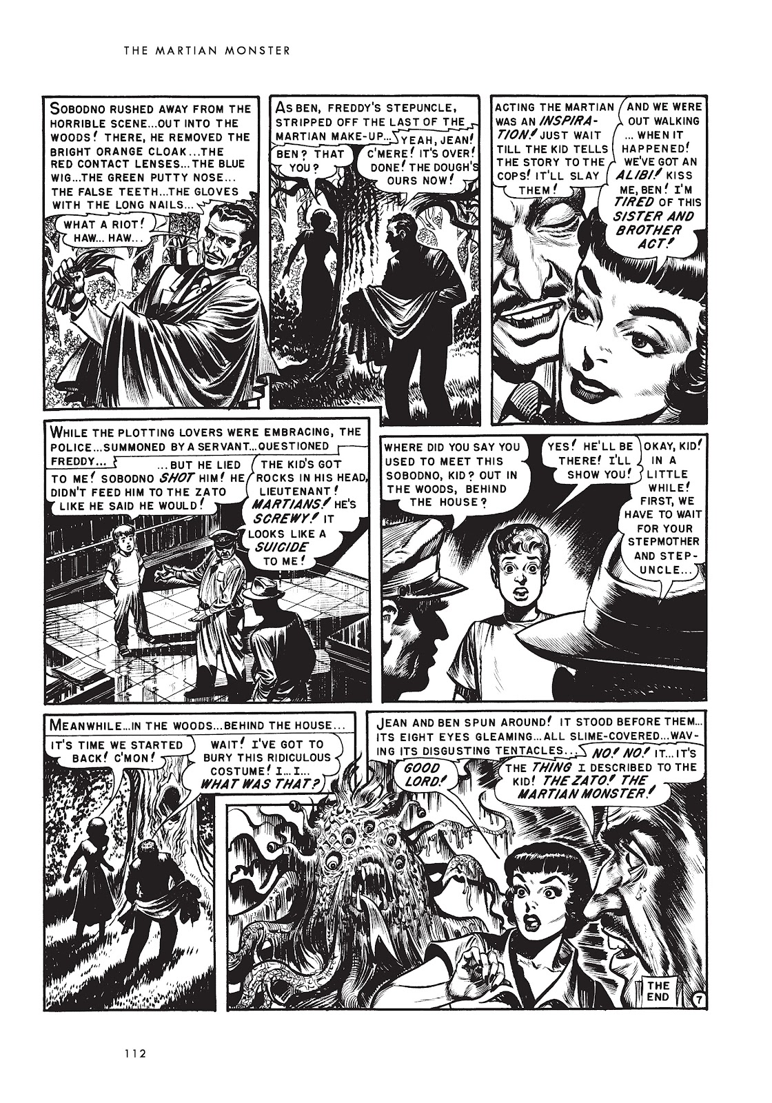 Read online The Martian Monster and Other Stories comic -  Issue # TPB (Part 2) - 27