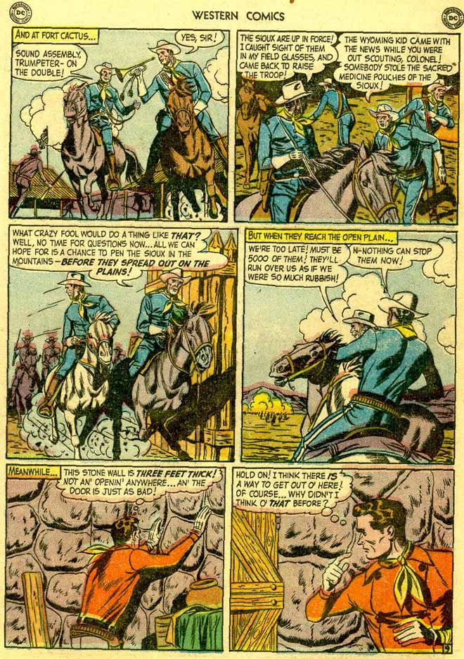 Western Comics issue 23 - Page 11