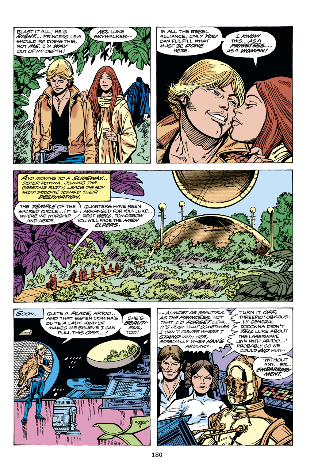 Read online Star Wars Omnibus comic -  Issue # Vol. 14 - 179