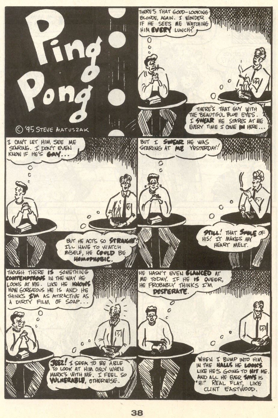 Gay Comix (Gay Comics) issue 24 - Page 41