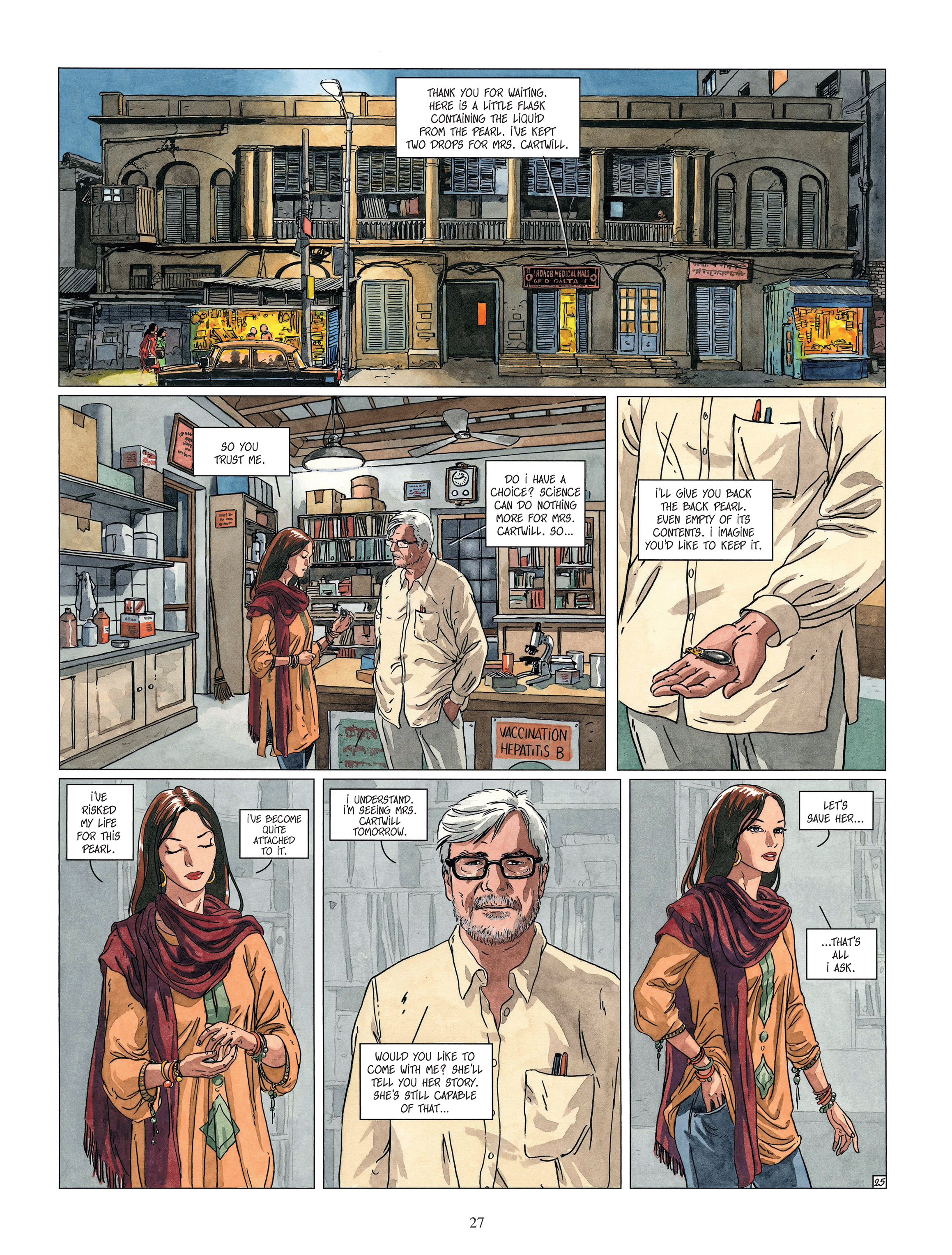 Read online Djinn comic -  Issue #13 - 28