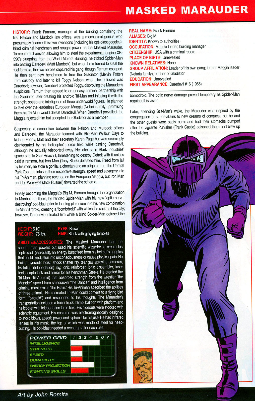 Read online All-New Official Handbook of the Marvel Universe A to Z: Update comic -  Issue #3 - 39