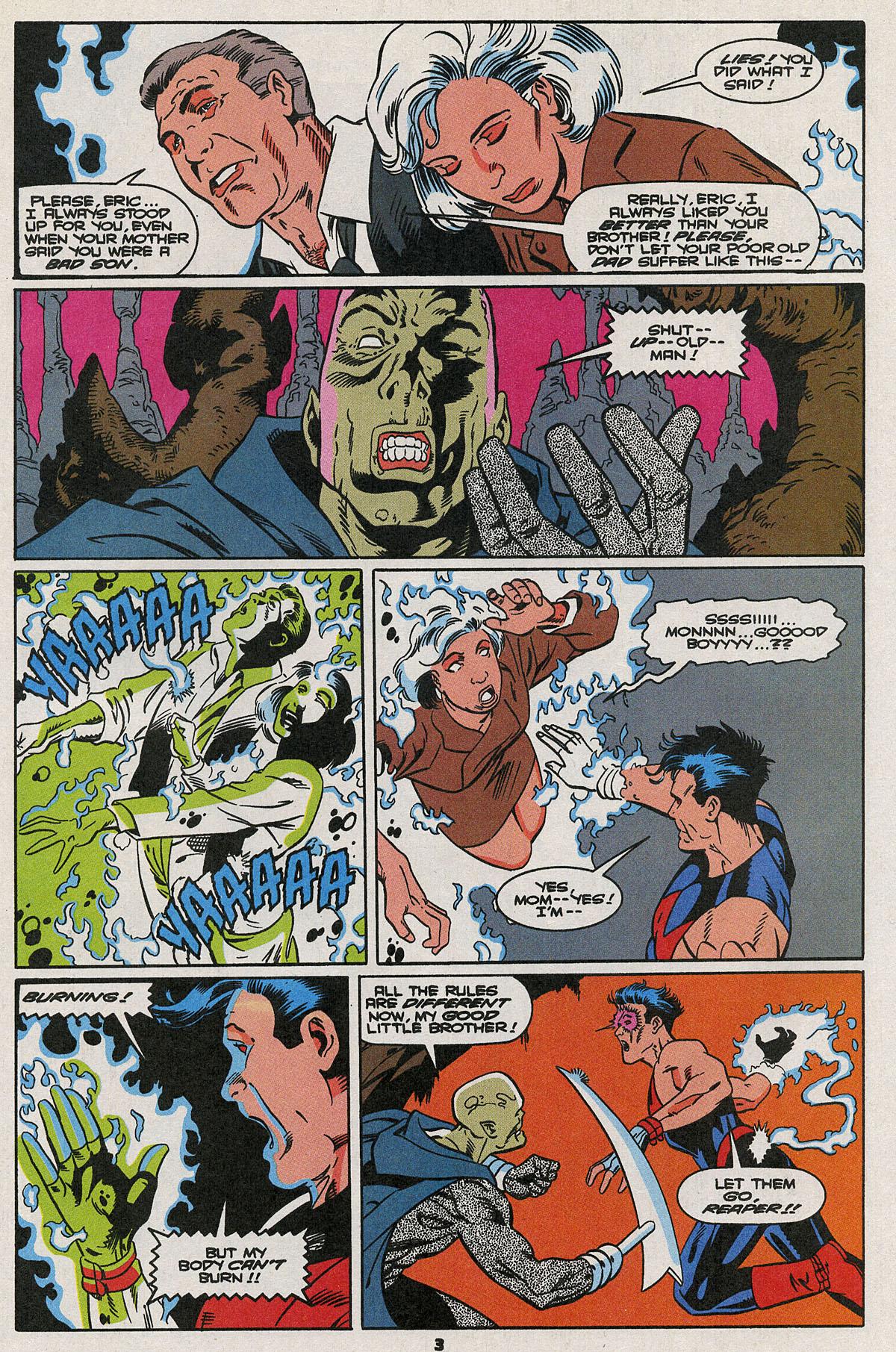 Read online Wonder Man (1991) comic -  Issue #23 - 4