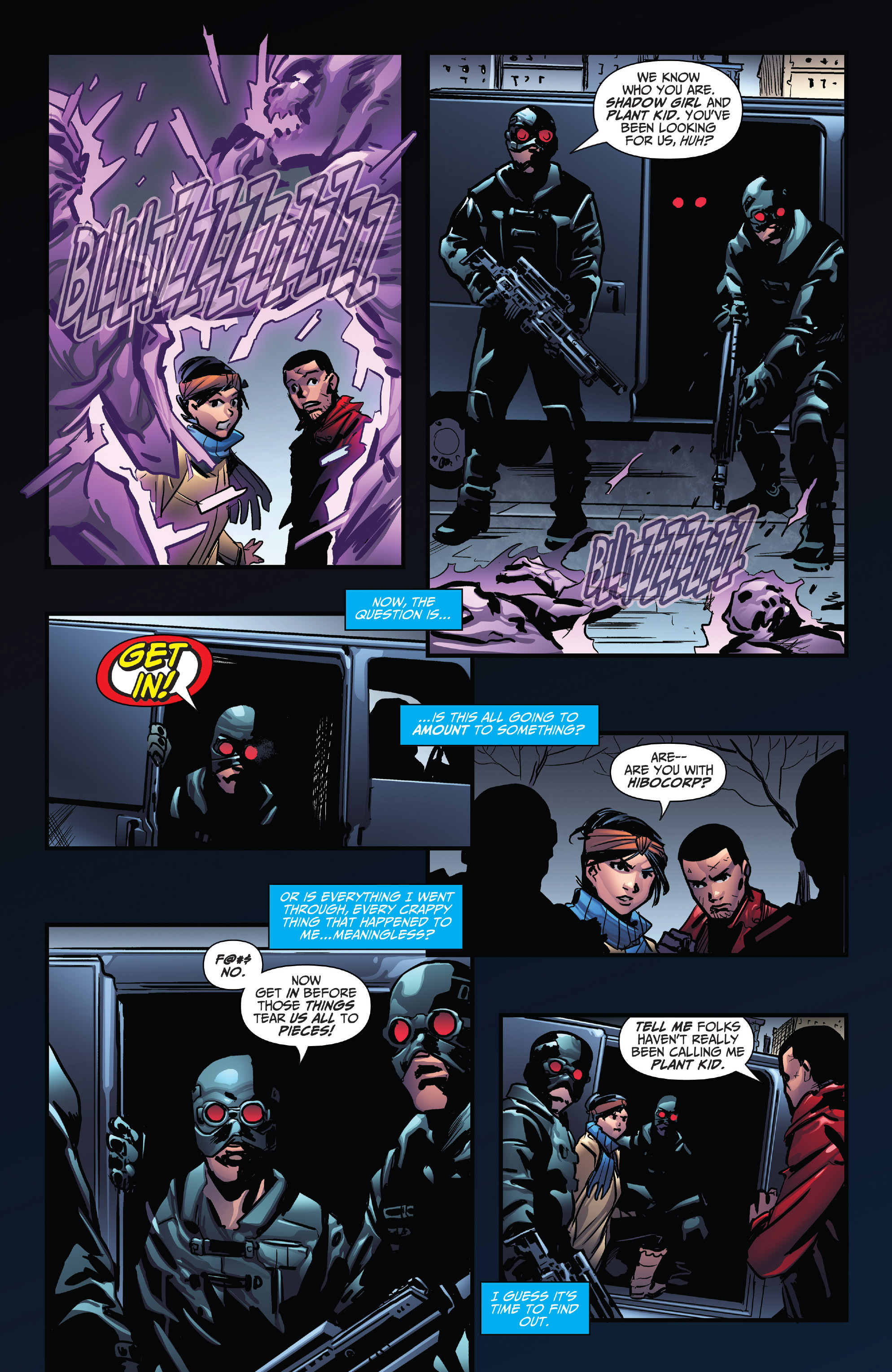 Read online Grimm Fairy Tales: Arcane Acre comic -  Issue # TPB 4 - 38