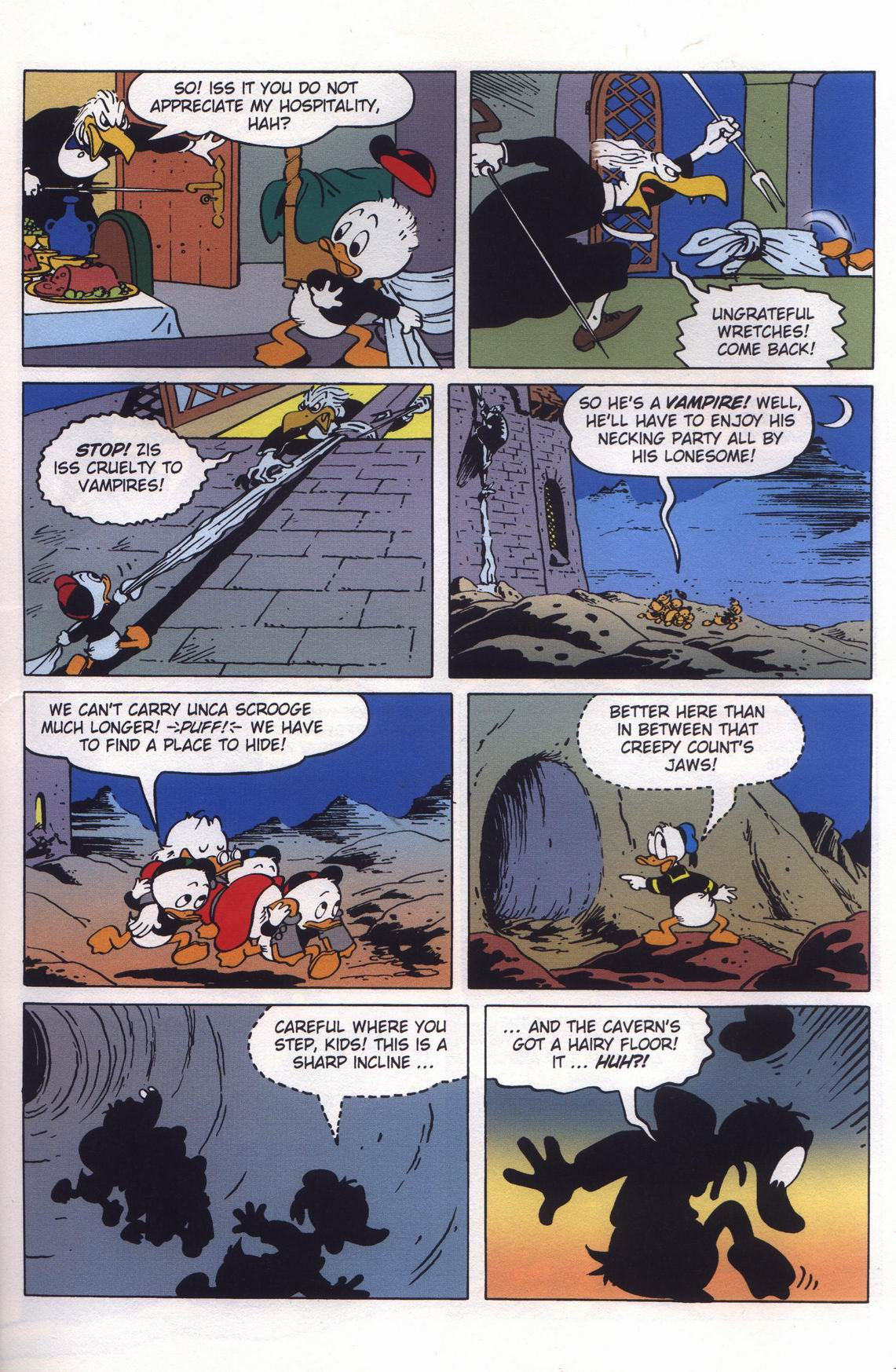 Read online Uncle Scrooge (1953) comic -  Issue #313 - 23