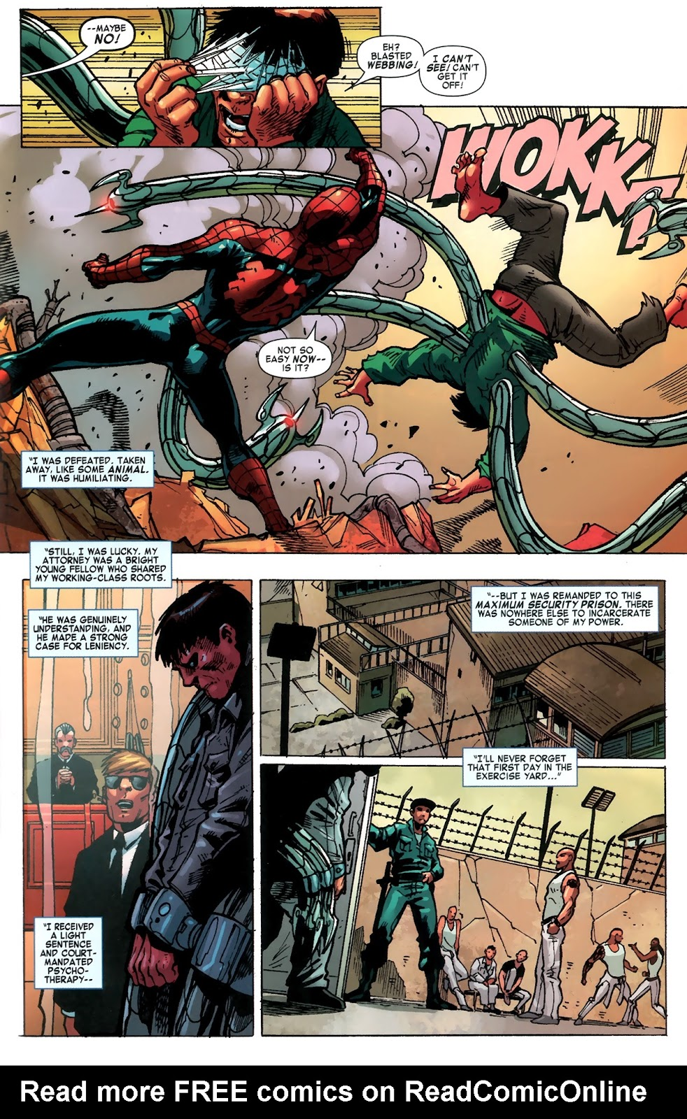 Web of Spider-Man (2009) Issue #12 #12 - English 32