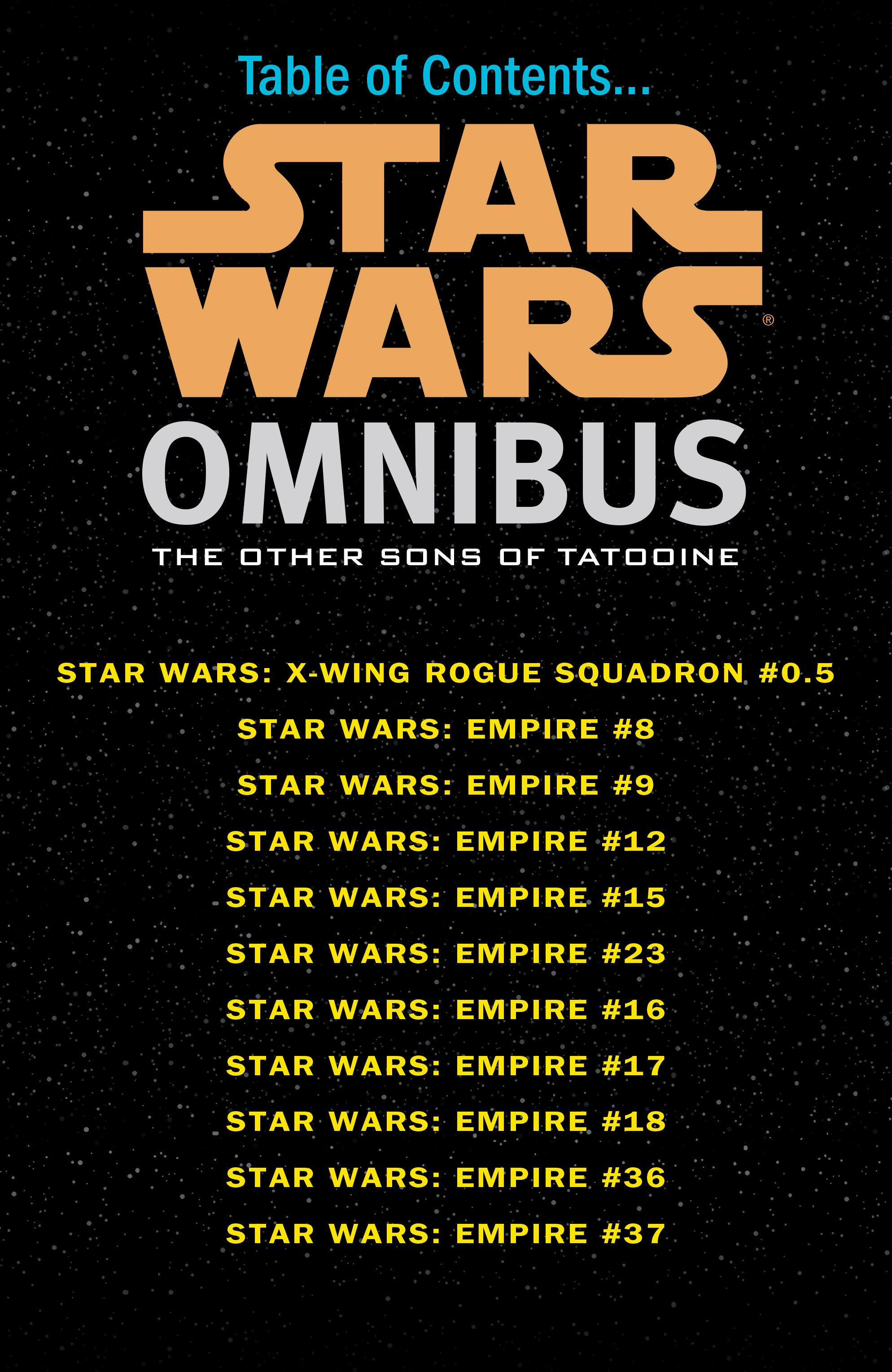 Read online Star Wars Omnibus comic -  Issue # Vol. 22 - 3