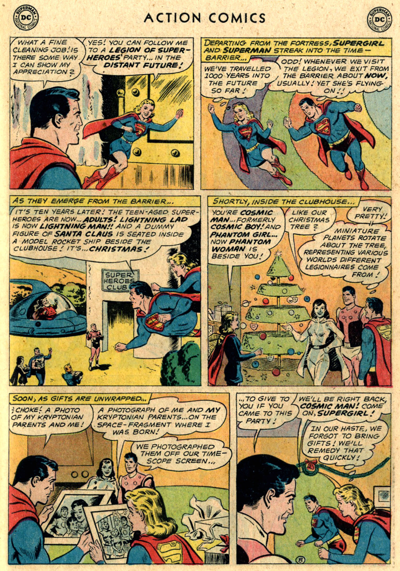 Read online Action Comics (1938) comic -  Issue #289 - 27