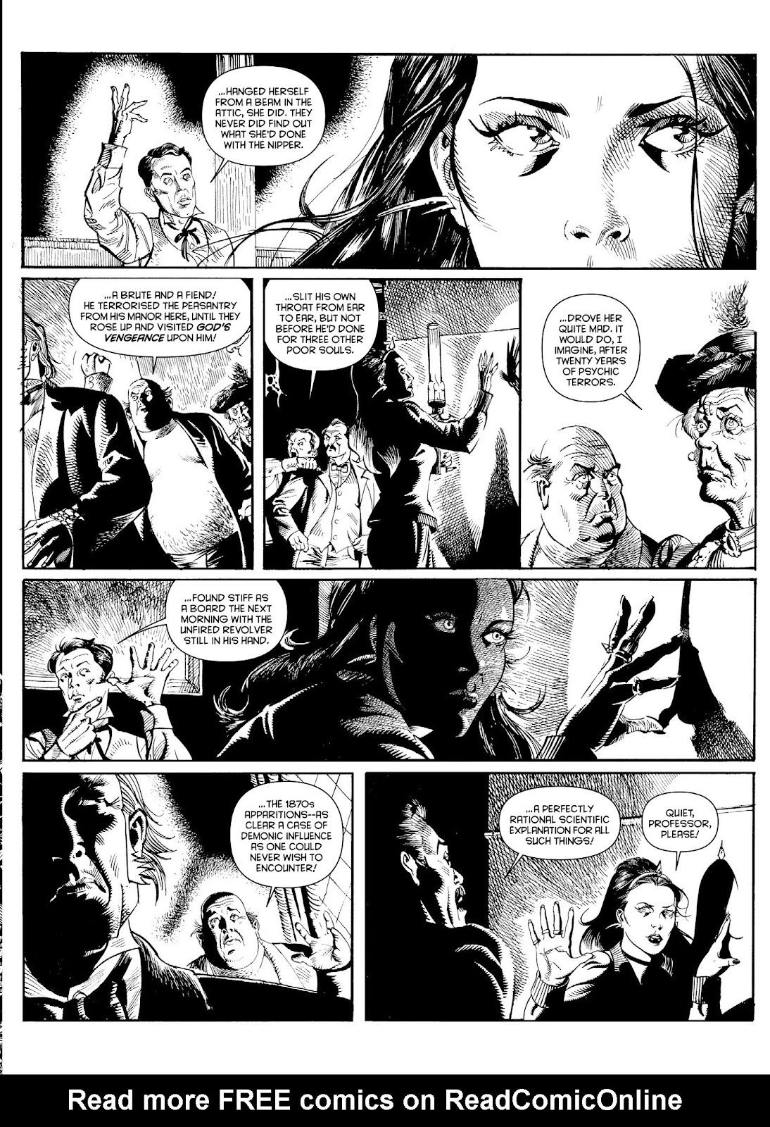 Judge Dredd Megazine (Vol. 5) issue 427 - Page 90