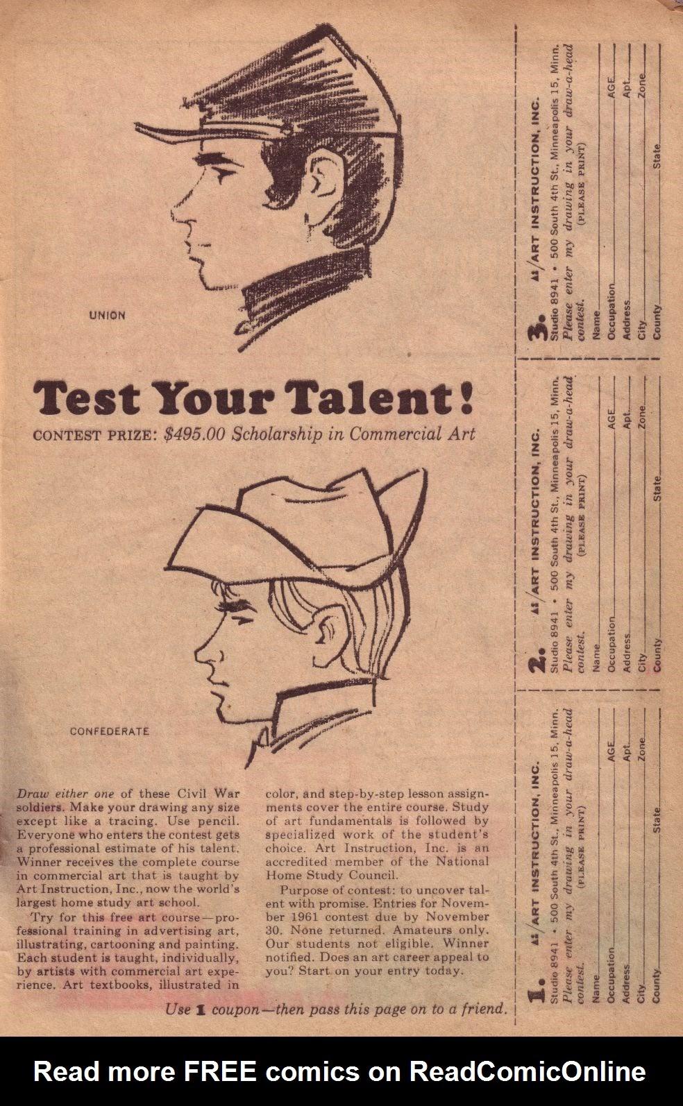 Gunsmoke Western issue 67 - Page 33
