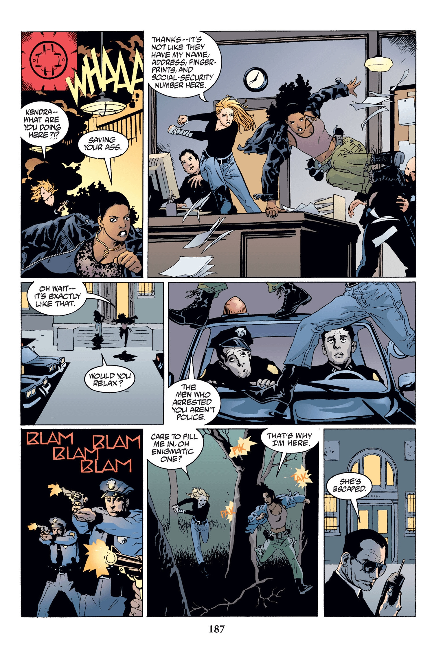 Read online Buffy the Vampire Slayer: Omnibus comic -  Issue # TPB 2 - 181
