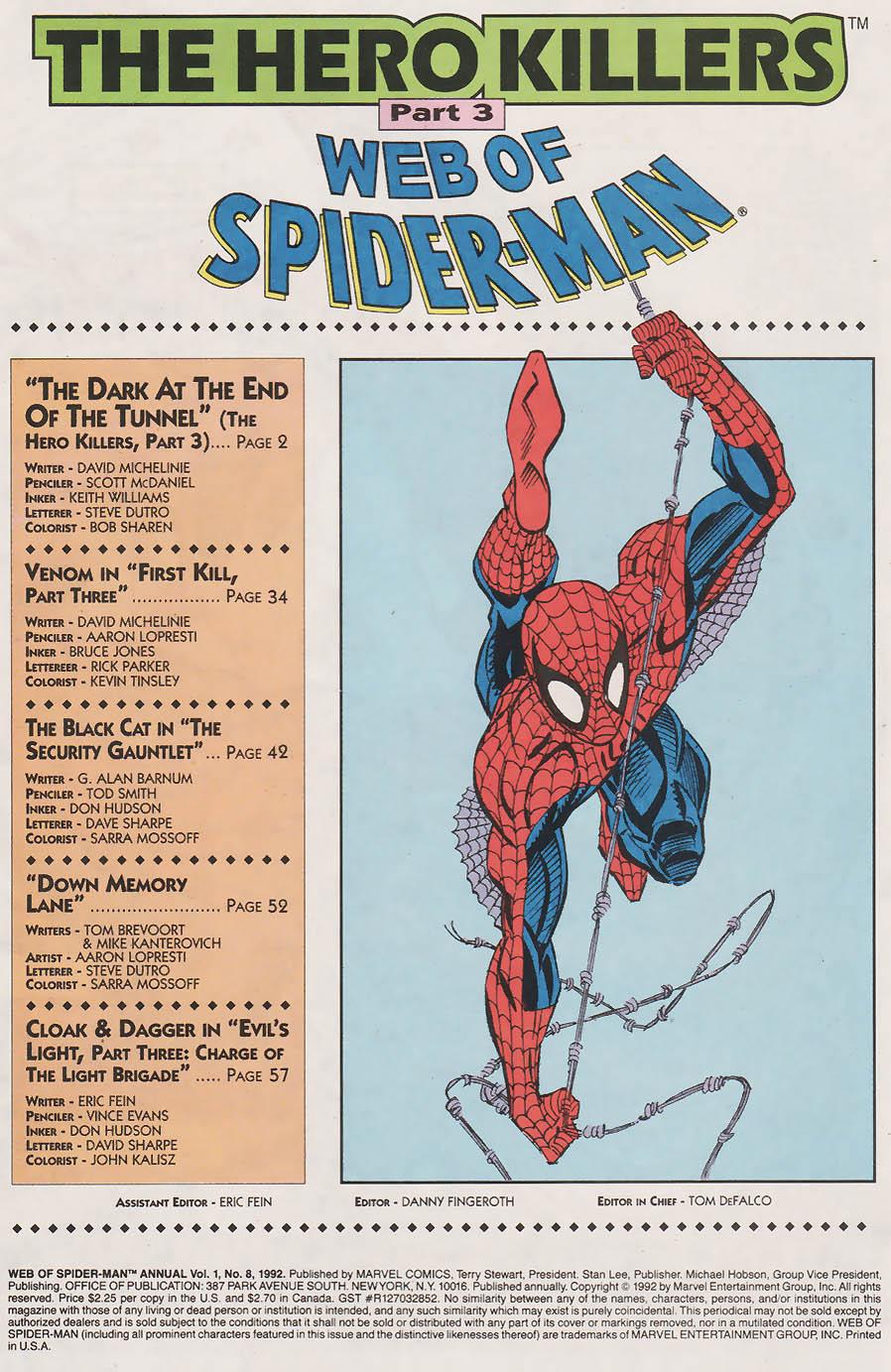 Web of Spider-Man (1985) _Annual 8 #8 - English 2