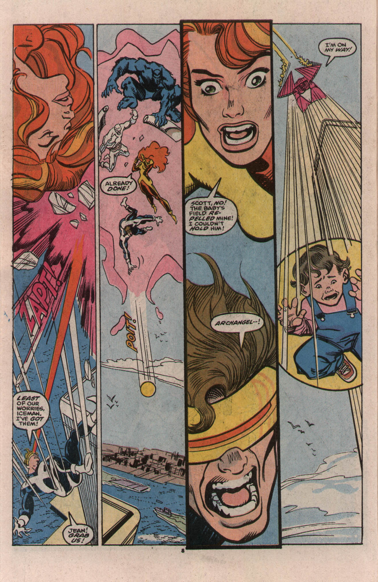 Read online X-Factor (1986) comic -  Issue # _ Annual 5 - 8