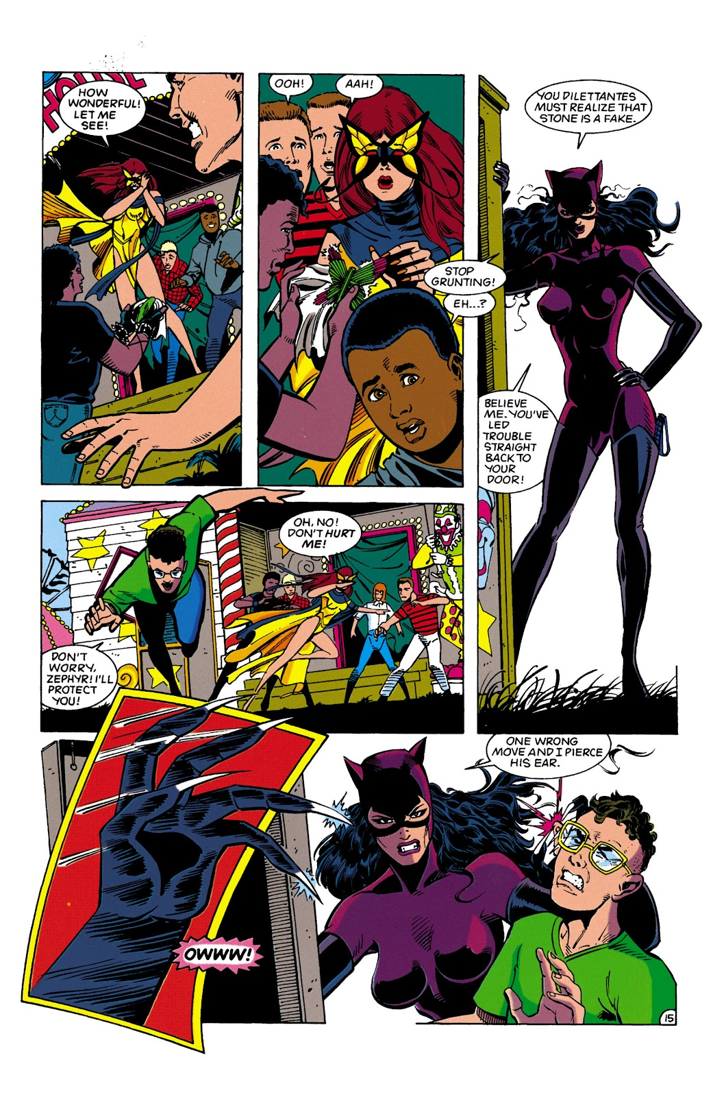 Catwoman (1993) Issue #9 #14 - English 16