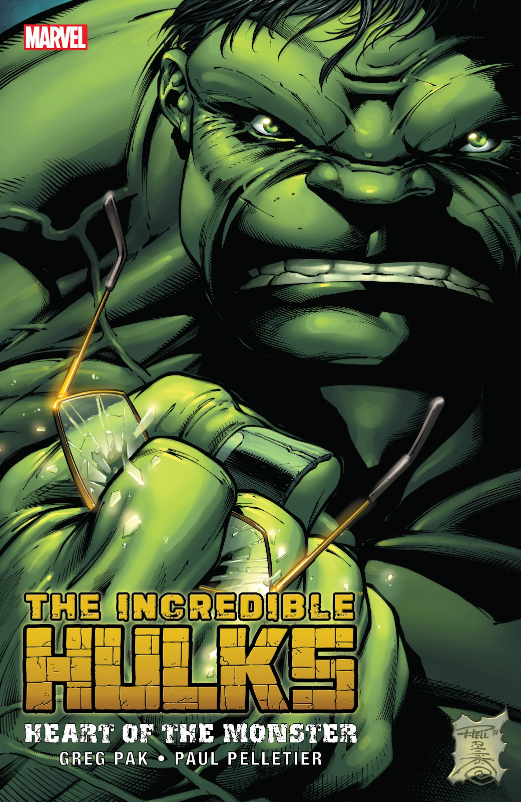Read online Incredible Hulks (2010) comic -  Issue # _TPB Heart of the Monster - 1
