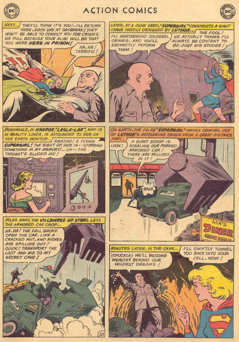 Read online Action Comics (1938) comic -  Issue #279 - 29