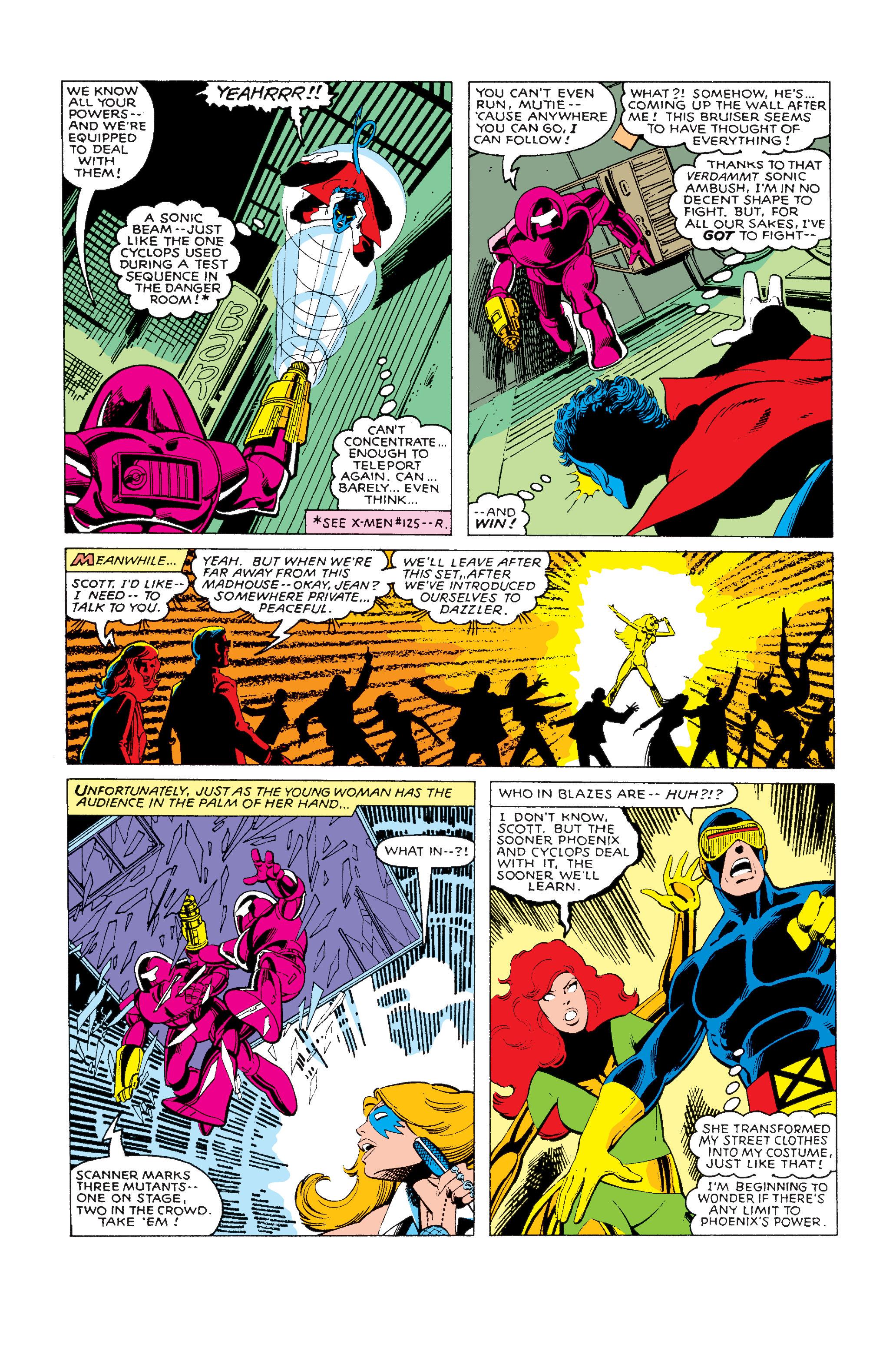 Read online Uncanny X-Men (1963) comic -  Issue #130 - 14