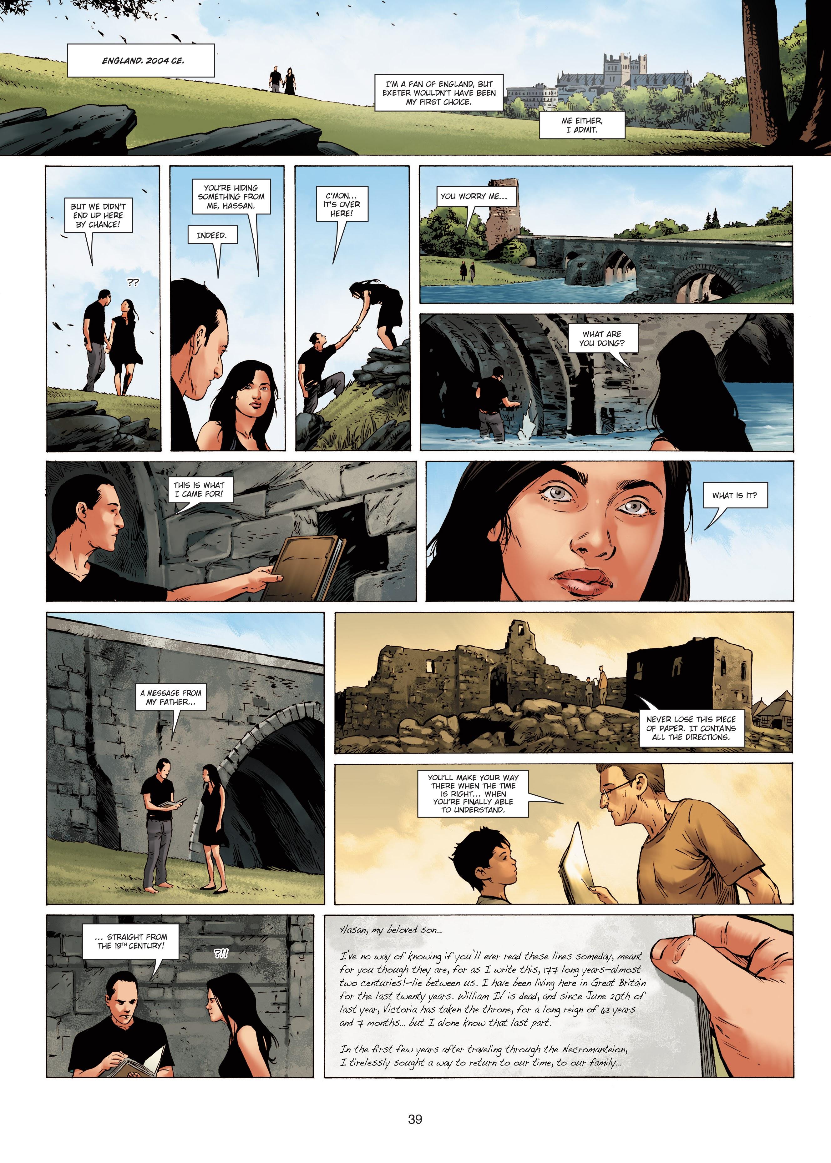 Promethee #16 #4 - English 39
