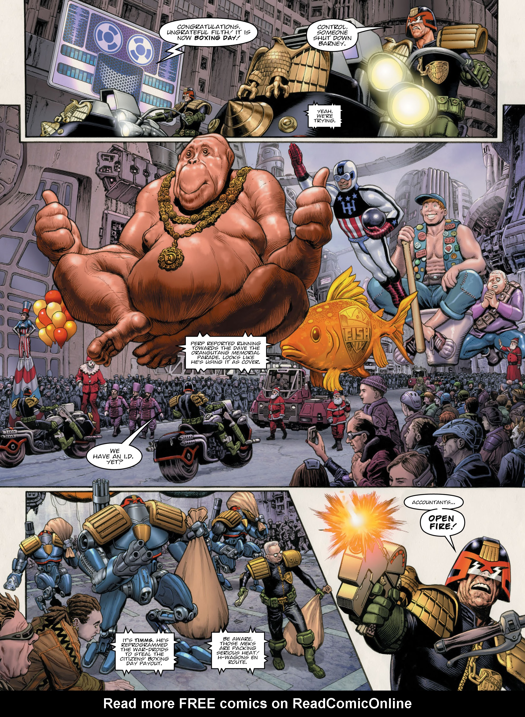 Read online 2000 AD comic -  Issue #2011 - 12
