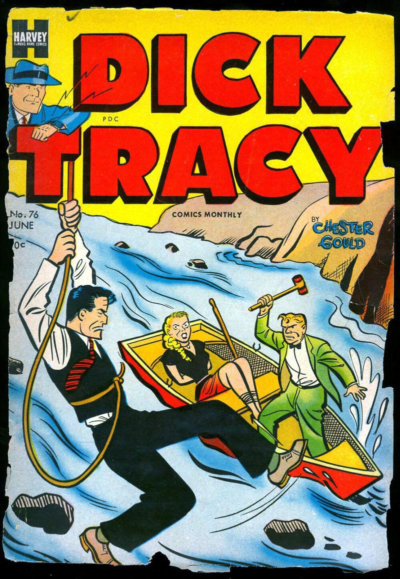 Dick Tracy (1950) 76 Page 1