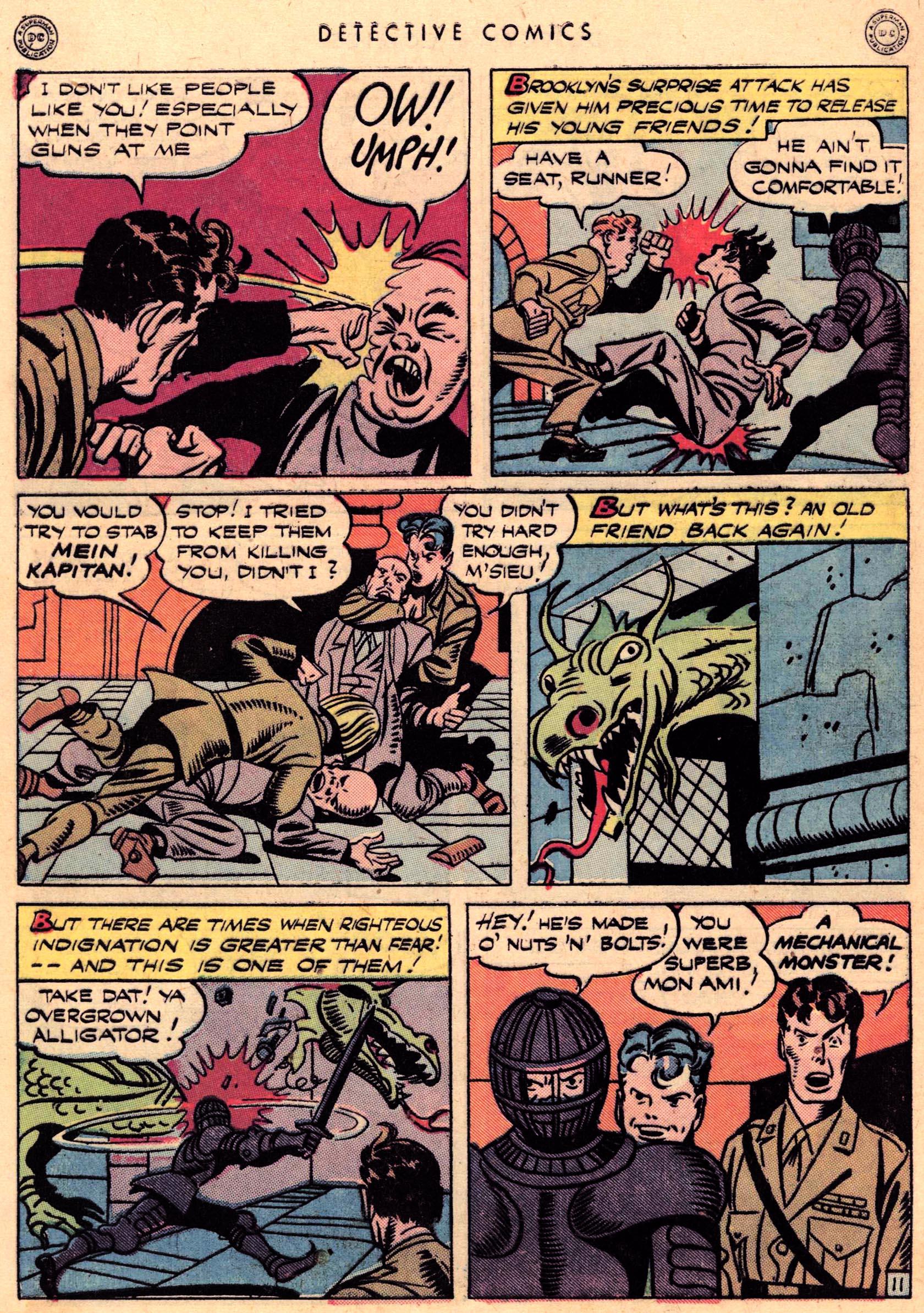 Read online Detective Comics (1937) comic -  Issue #95 - 48