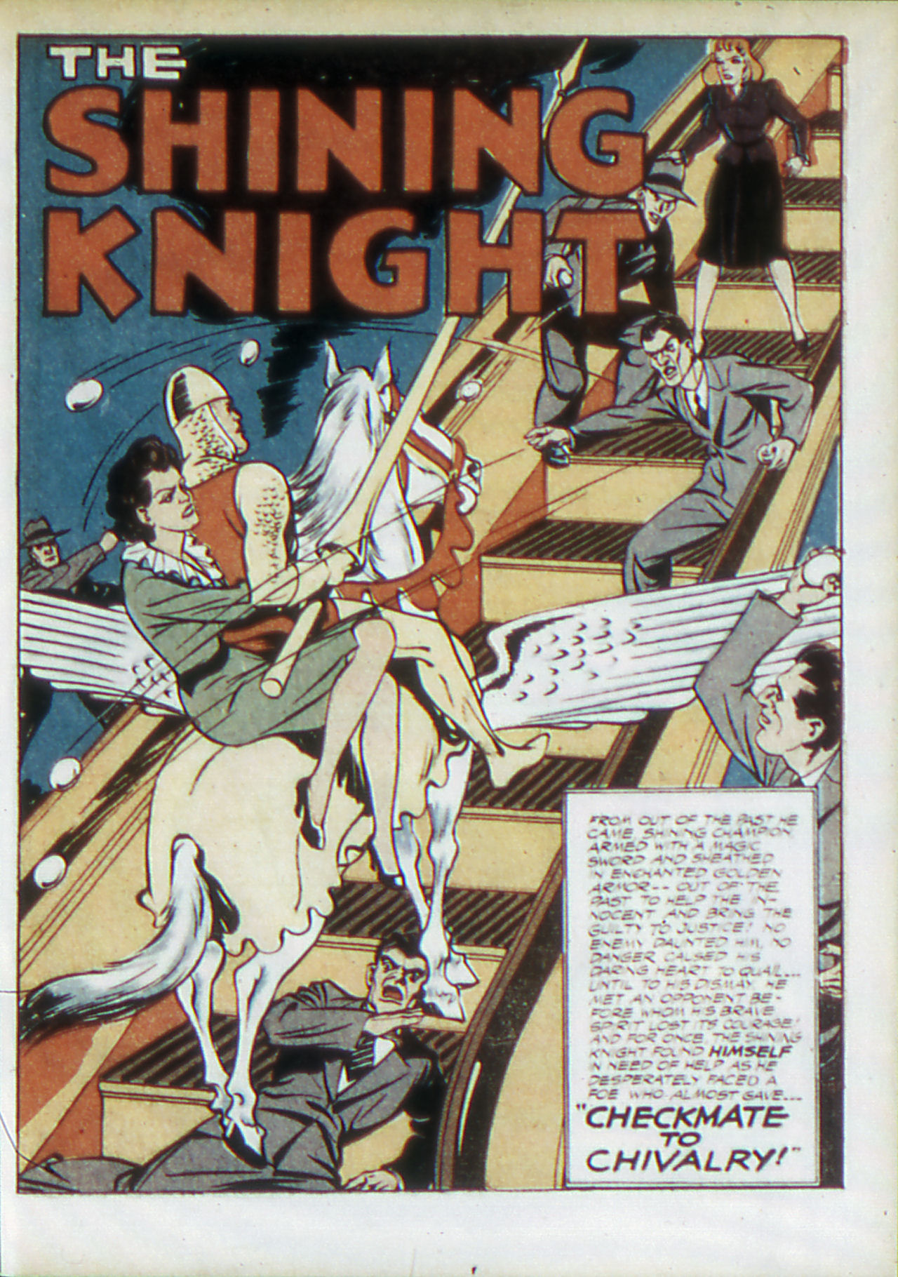 Read online Adventure Comics (1938) comic -  Issue #83 - 28
