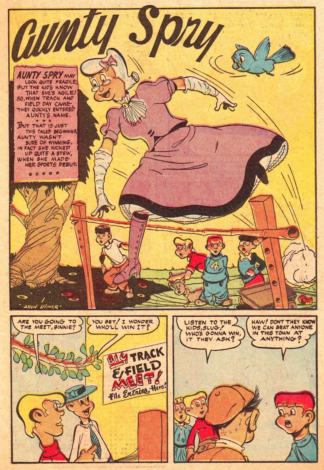 Jingle Jangle Comics issue 21 - Page 29