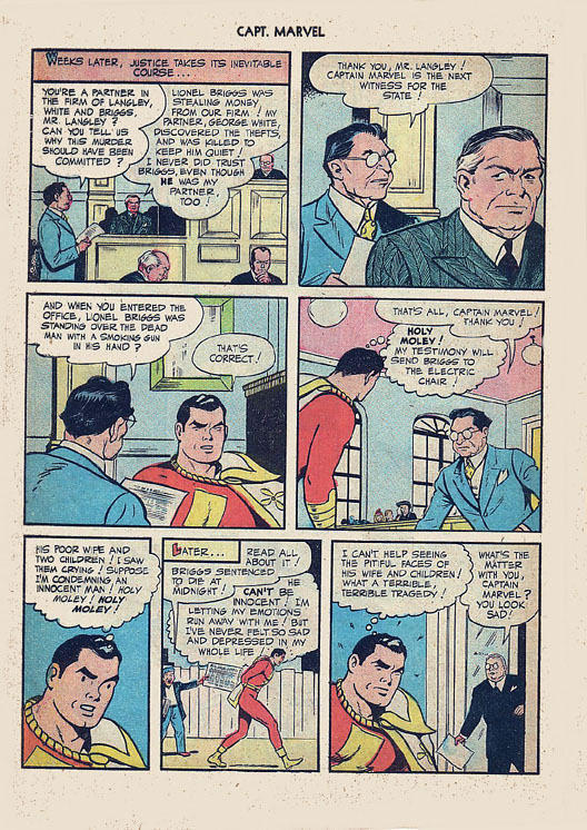 Captain Marvel Adventures issue 89 - Page 15