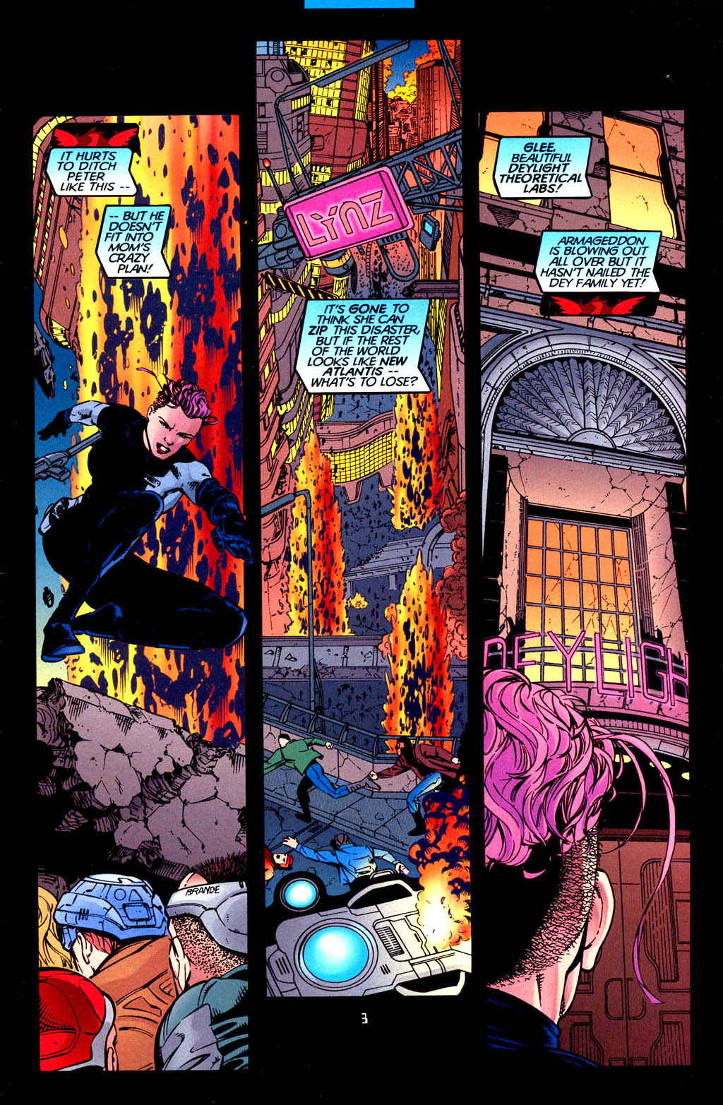 Read online Tangent Comics/ Doom Patrol comic -  Issue # Full - 4