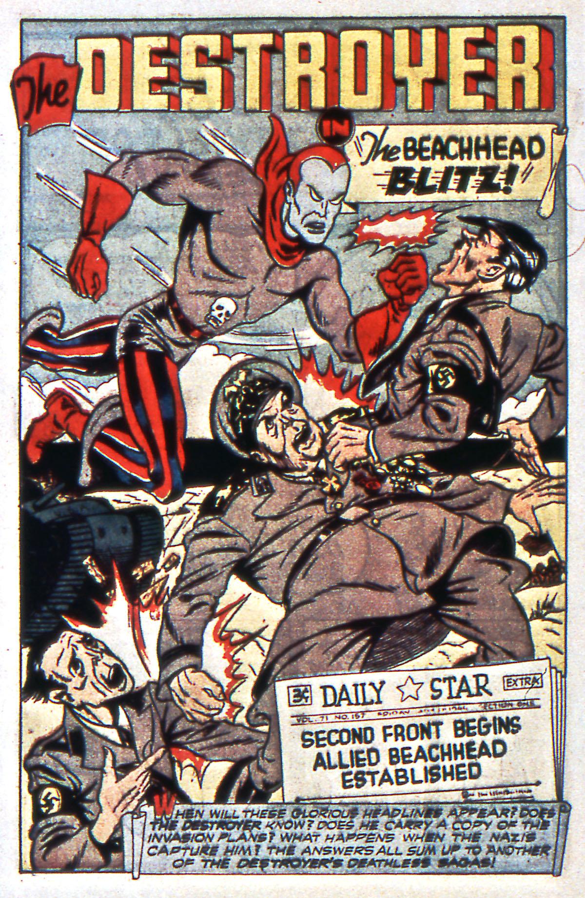 Read online All-Winners Comics comic -  Issue #12 - 42