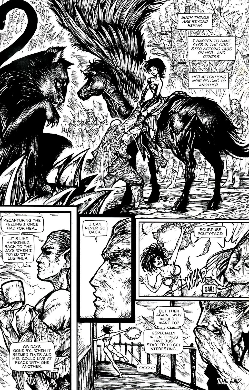 Read online Poison Elves (2013) comic -  Issue #3 - 26
