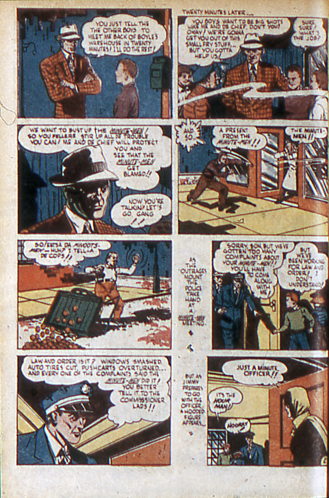 Read online Adventure Comics (1938) comic -  Issue #60 - 5