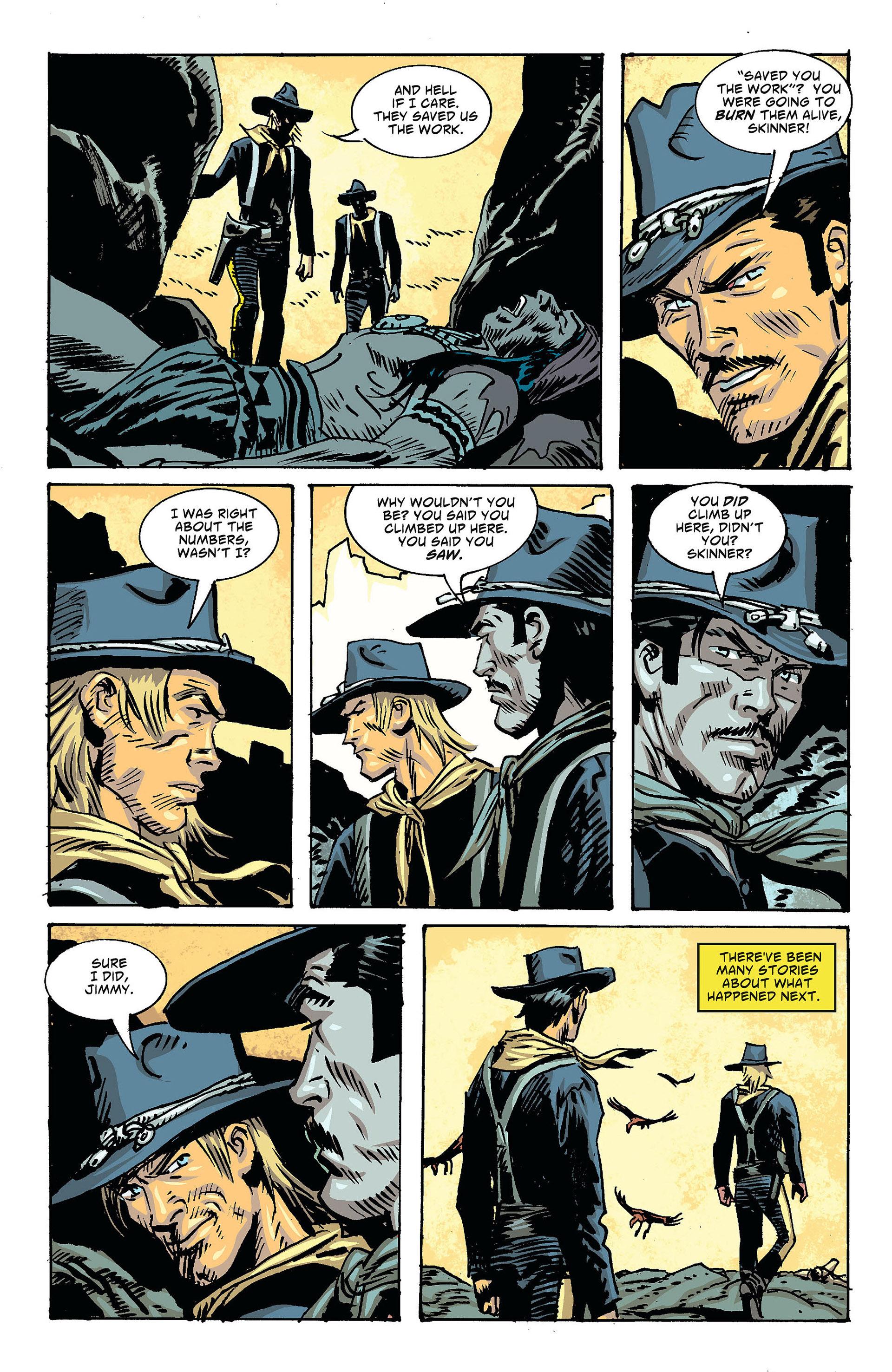 Read online American Vampire comic -  Issue #21 - 19