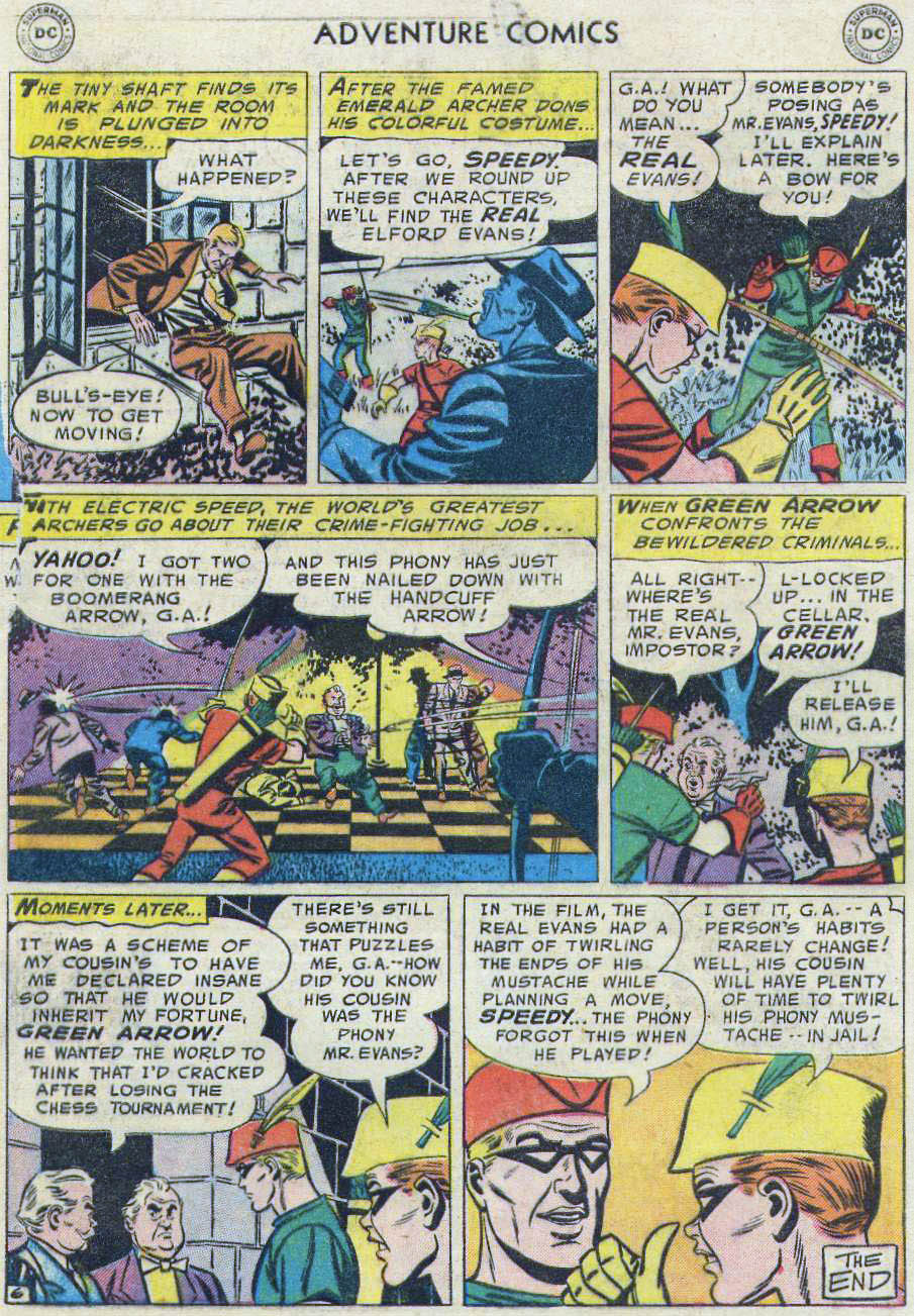Read online Adventure Comics (1938) comic -  Issue #219 - 66