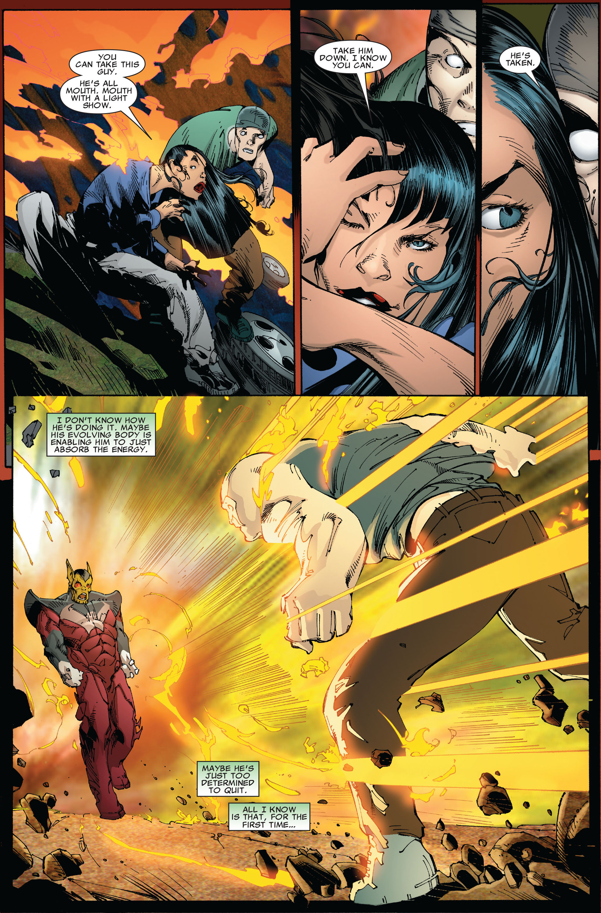 Read online X-Factor (2006) comic -  Issue #34 - 21