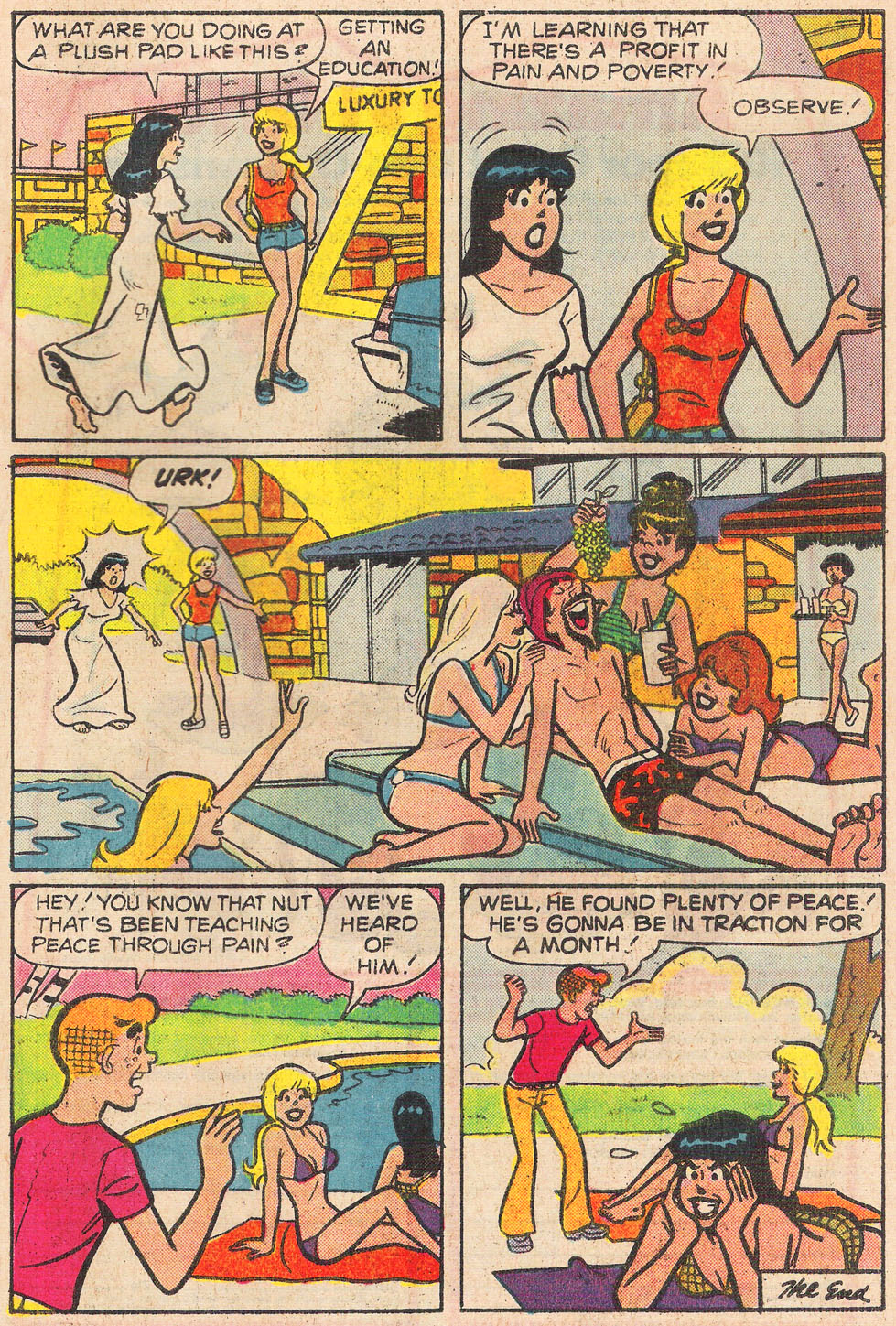 Read online Archie's Girls Betty and Veronica comic -  Issue #251 - 33