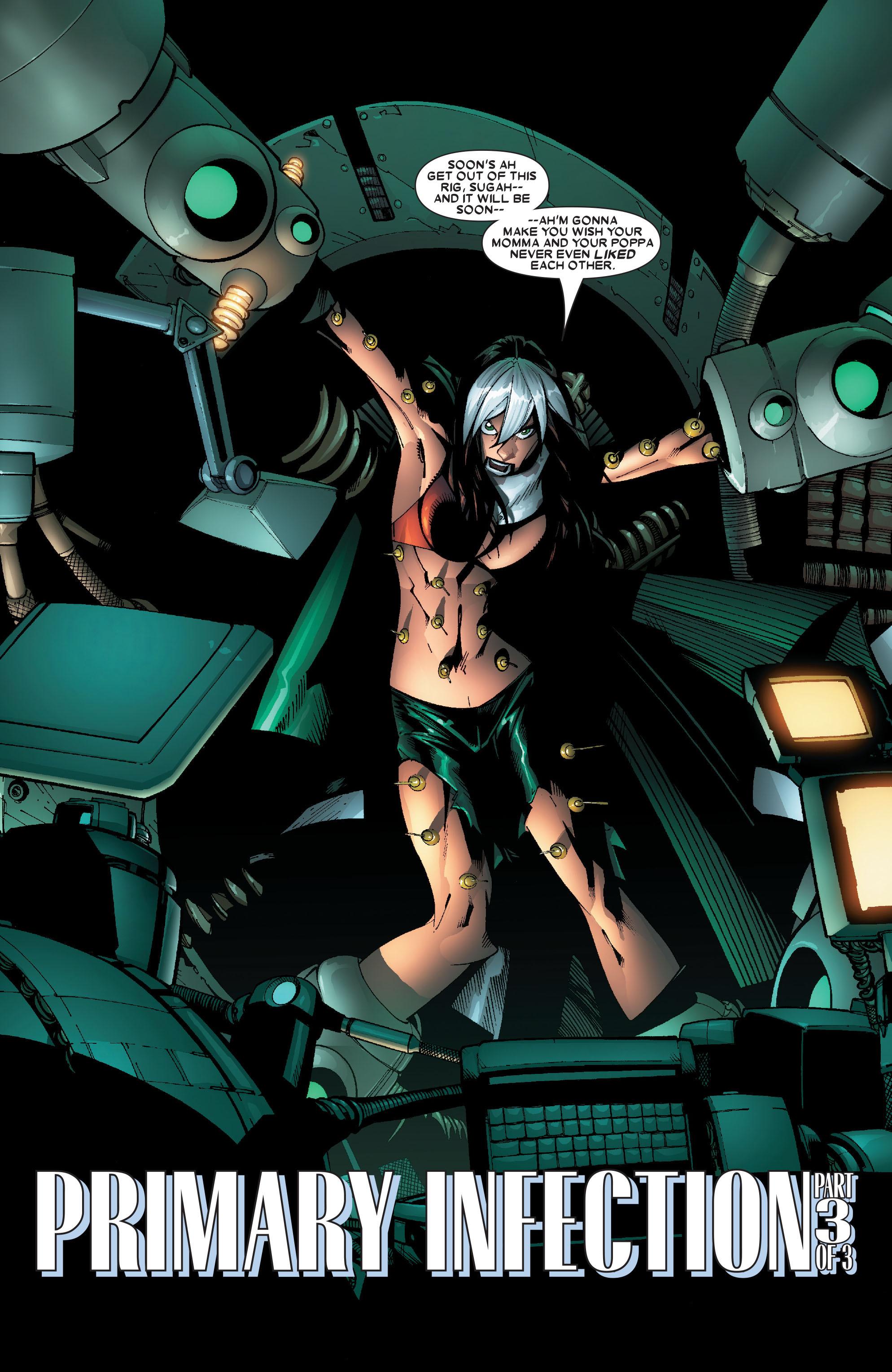 X-Men (1991) 196 Page 1