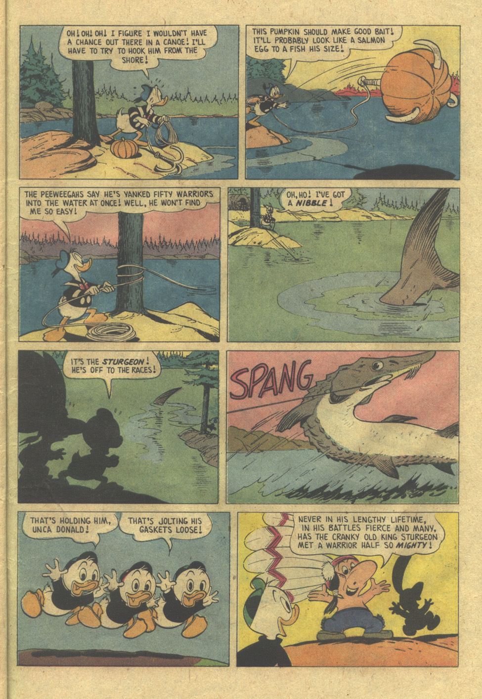 Read online Uncle Scrooge (1953) comic -  Issue #112 - 27