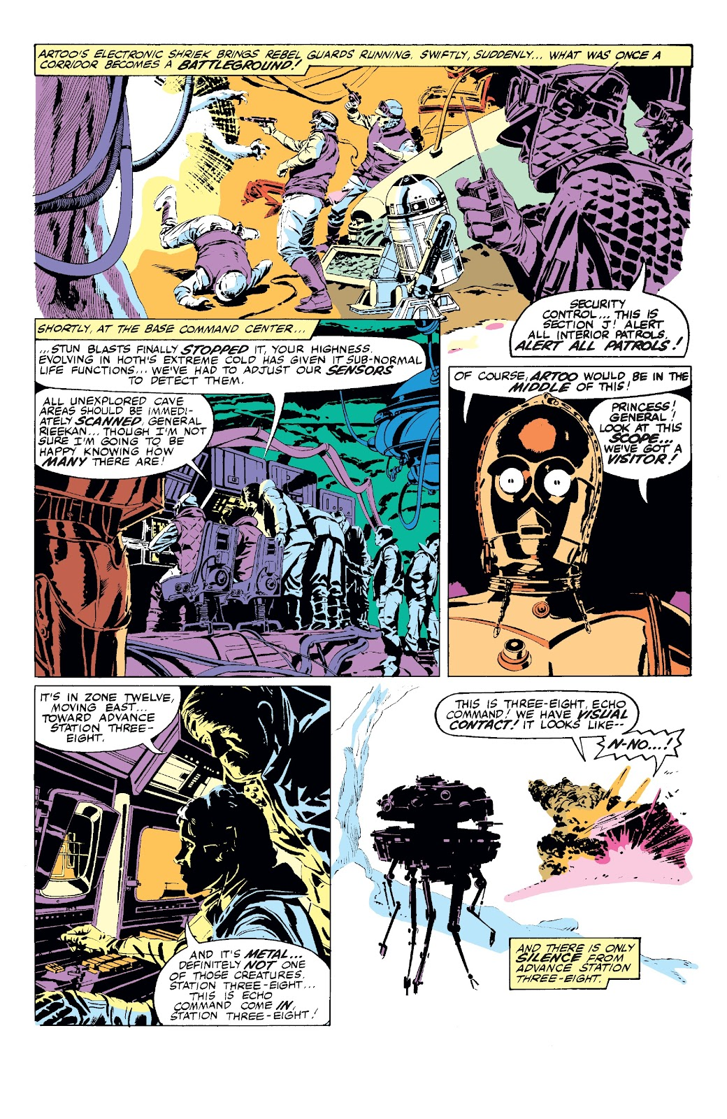 Read online Star Wars Legends: The Original Marvel Years - Epic Collection comic -  Issue # TPB 3 (Part 1) - 20