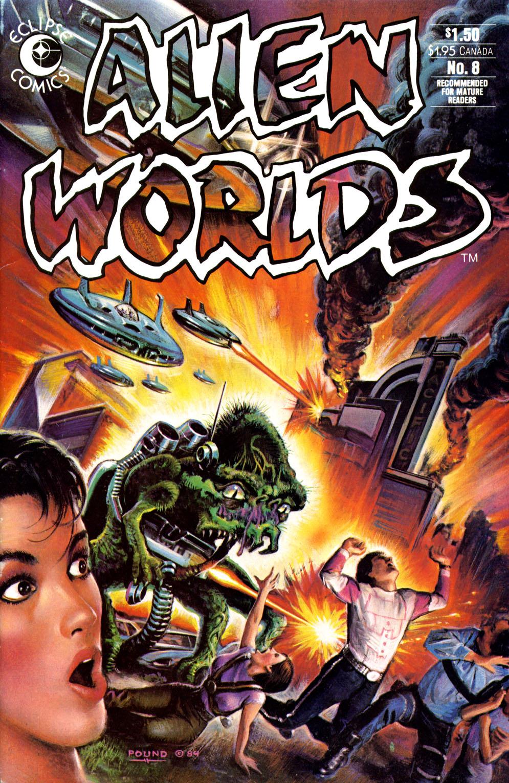 Alien Worlds 8 Page 1