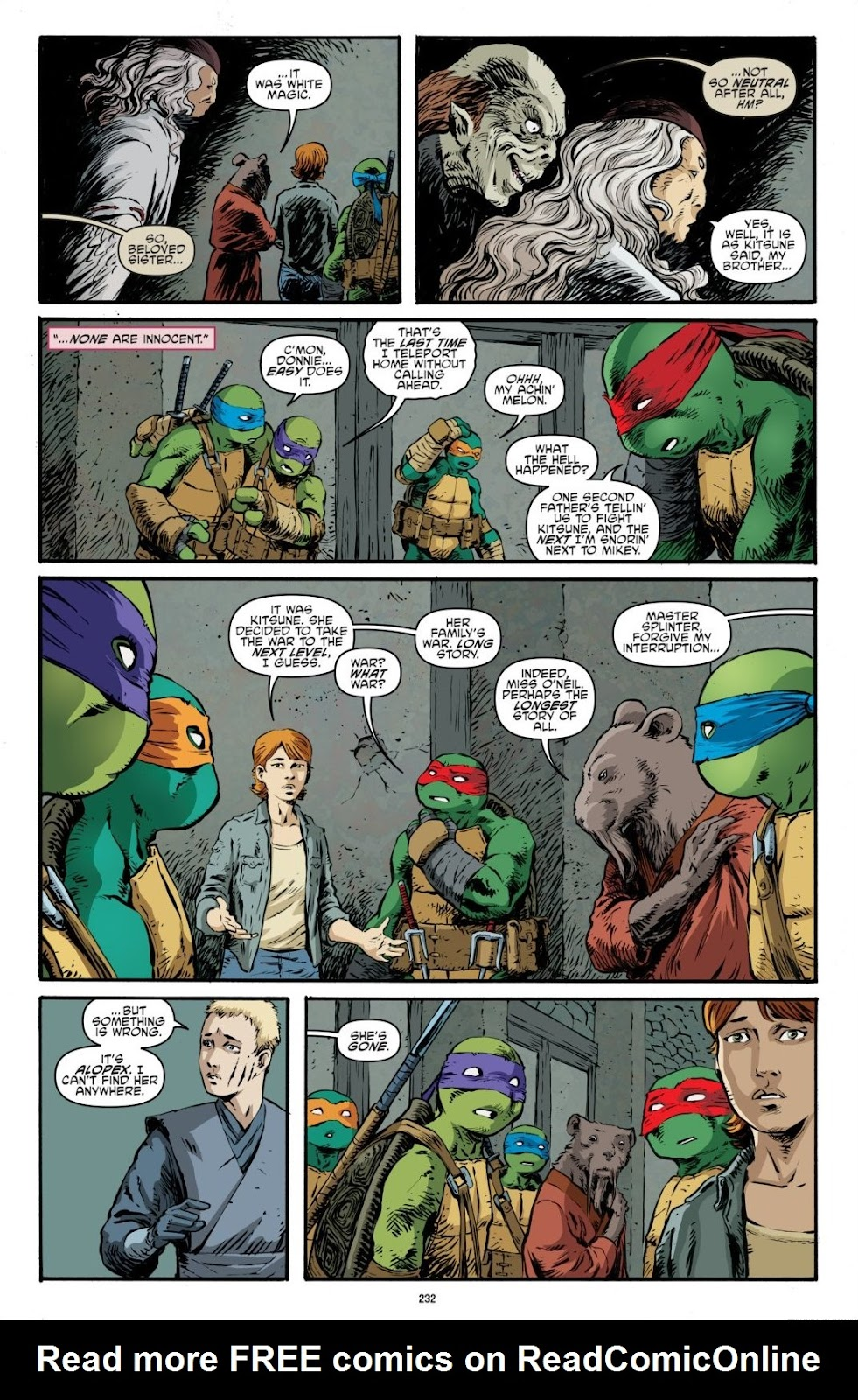 Read online Teenage Mutant Ninja Turtles: The IDW Collection comic -  Issue # TPB 7 (Part 3) - 24